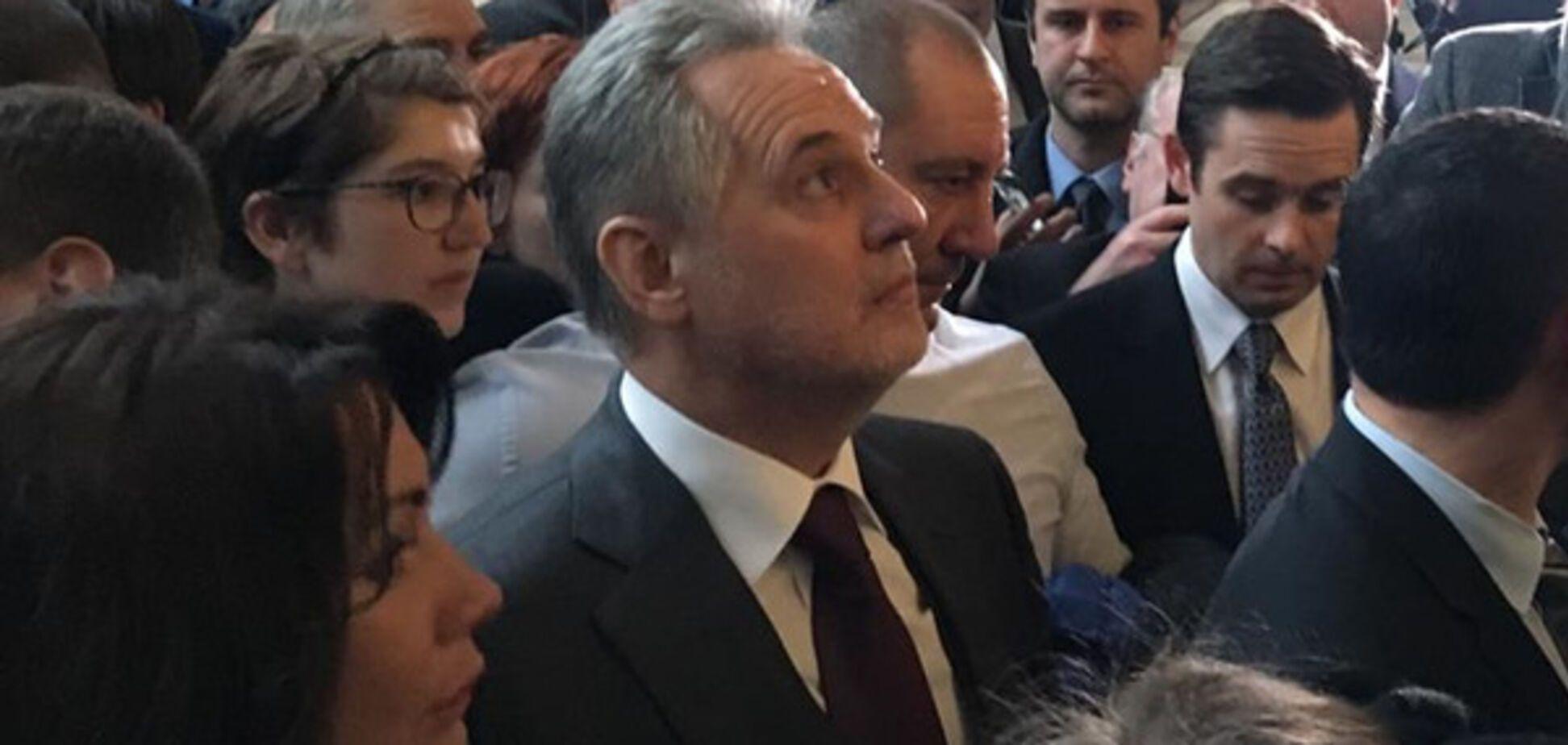 Дмитрий Фирташ в суде