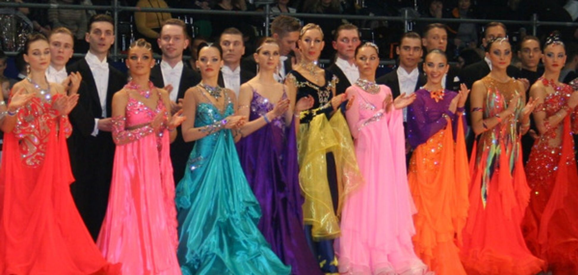 В Киеве пройдет танцевальный турнир 'Парад надежд'