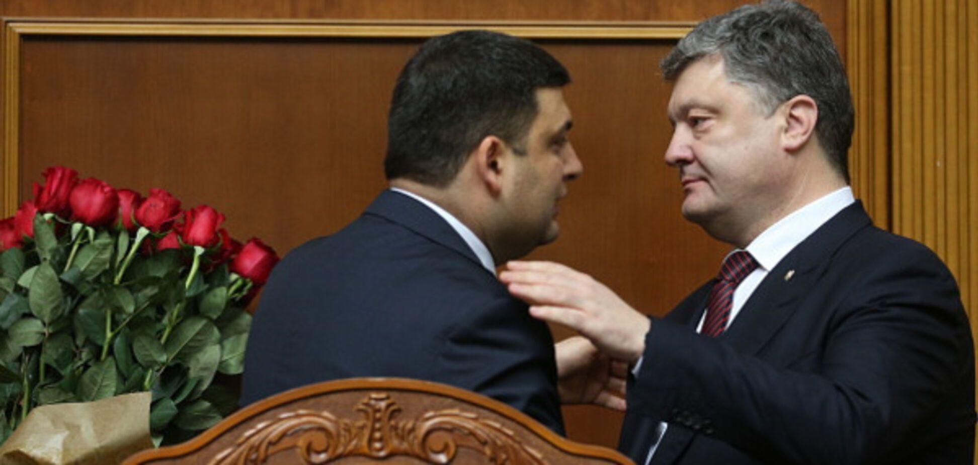 НАПК взялась за декларации Порошенко, Гройсмана и членов Кабмина