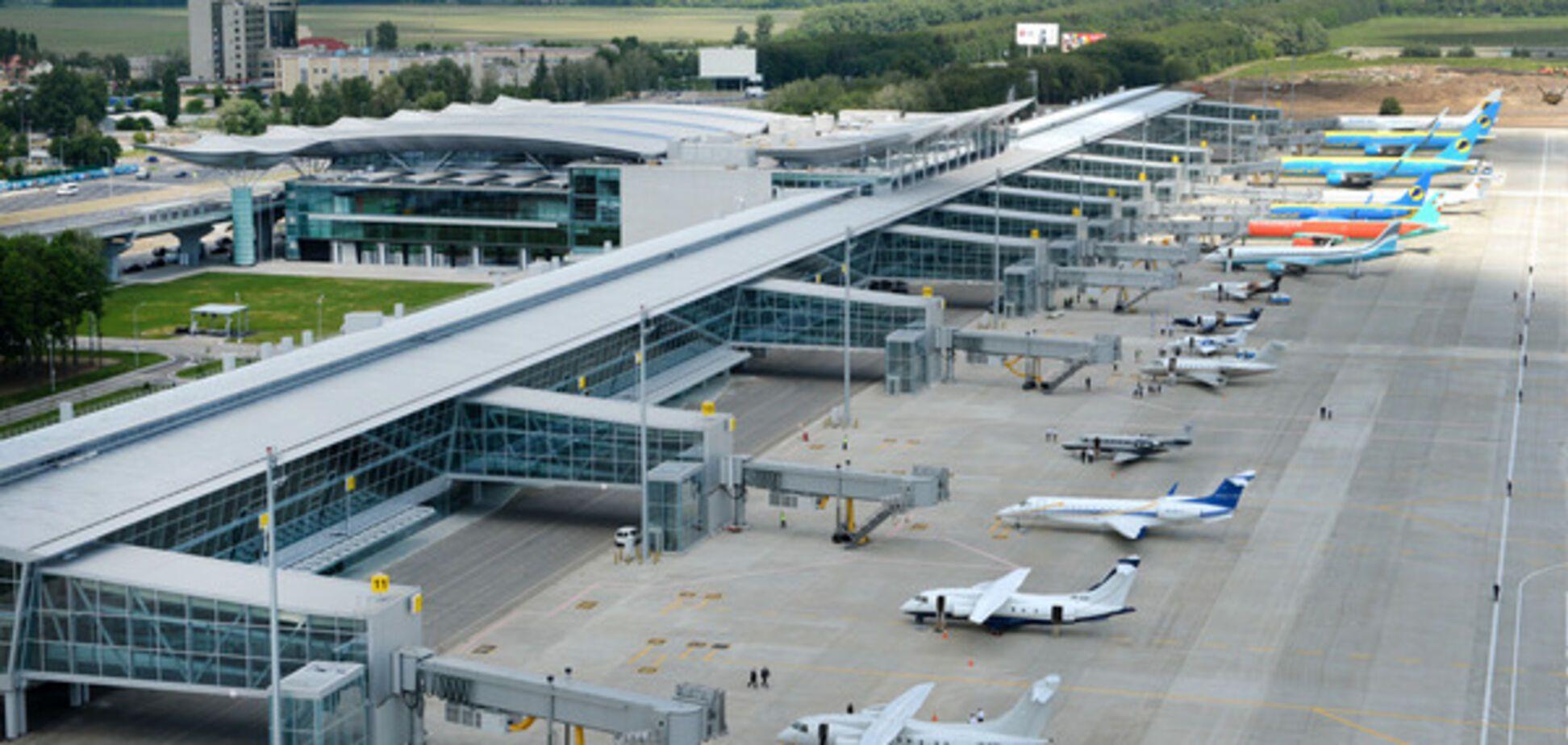 аеропорт \'Бориспіль\'