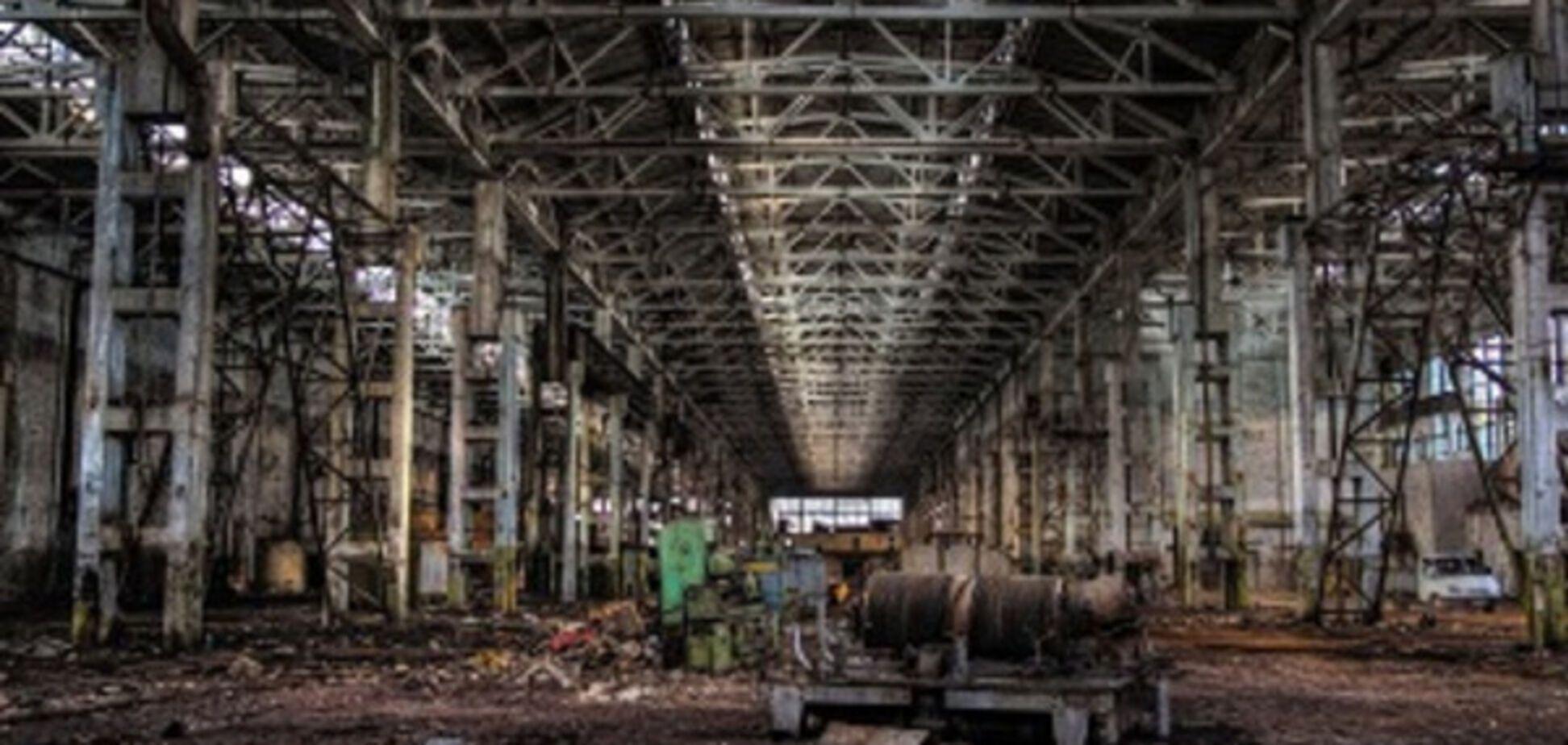 Украина рискует потерять треть промышленности - СМИ