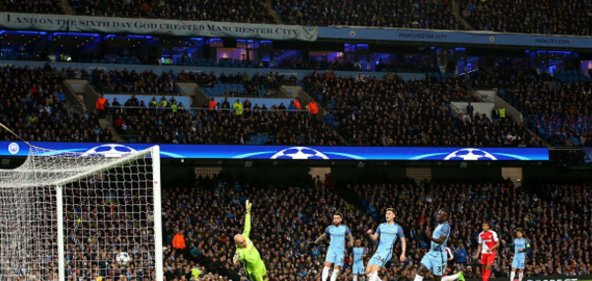Фалькао гол Манчестер Сити