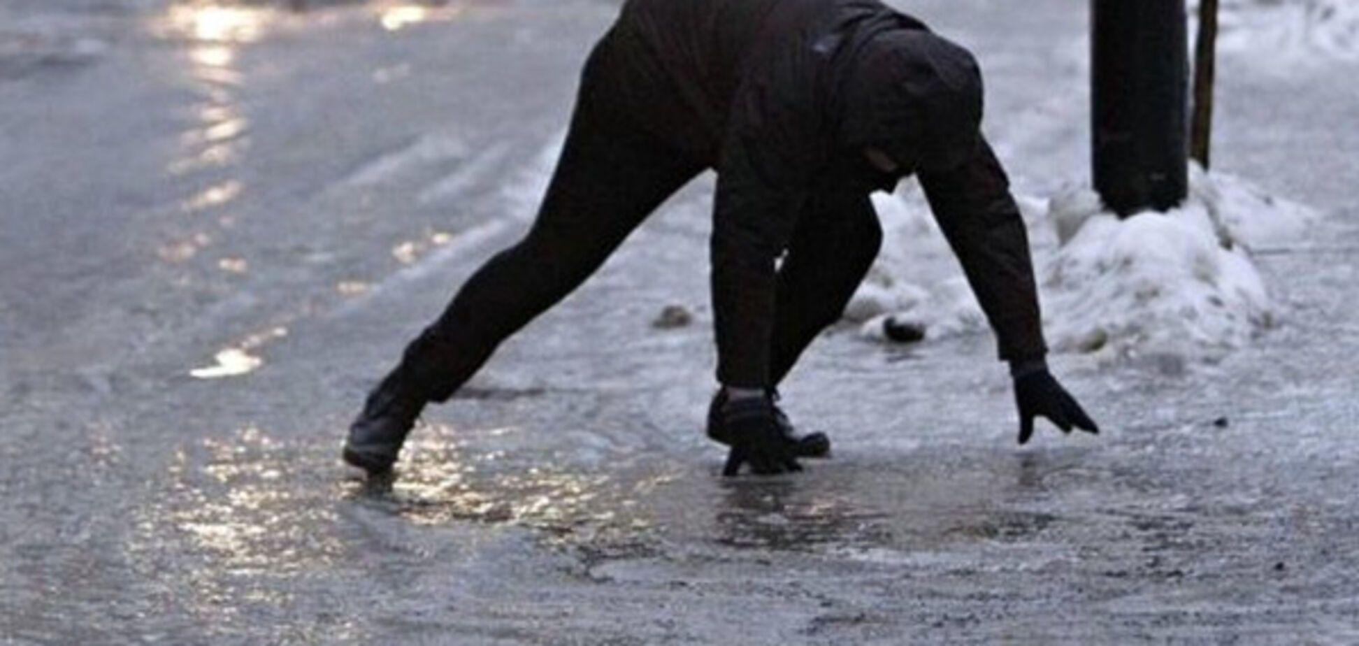 В Запорожье предлагают обогревать тротуары