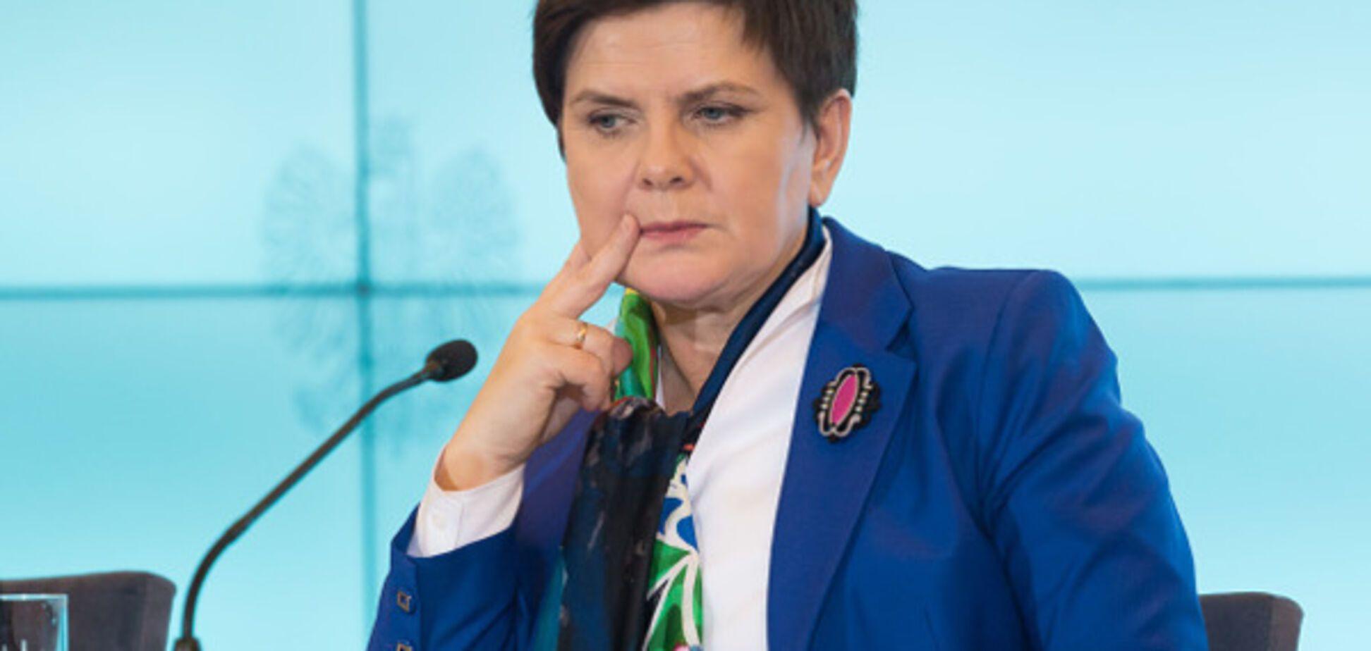 Беата Шидло