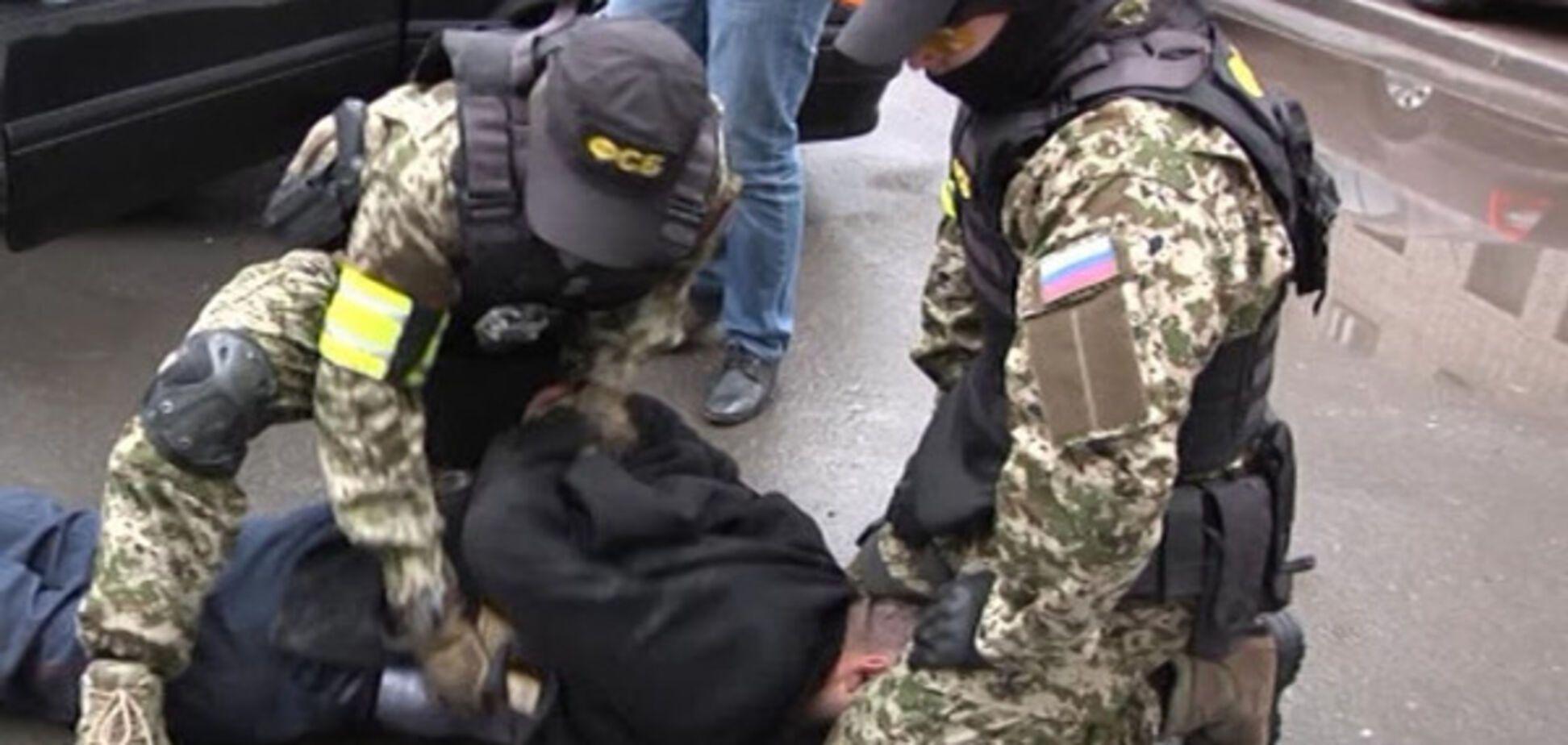 ФСБ задержание Крым