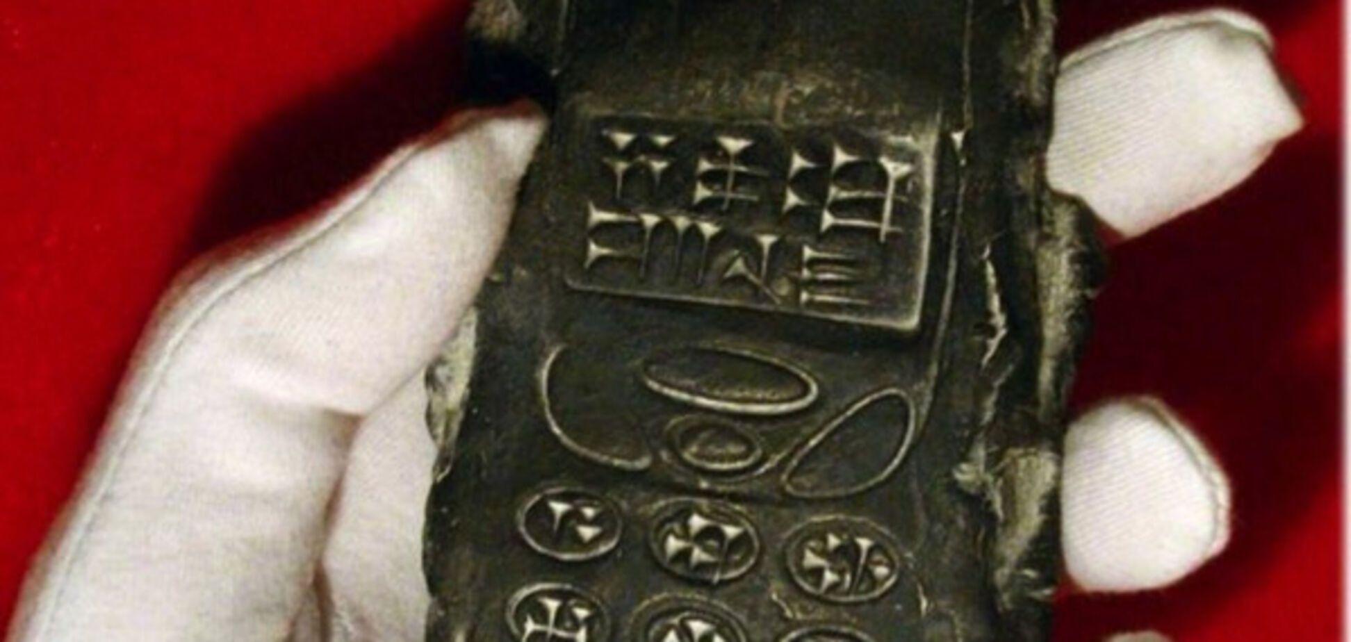 Шумерский телефон