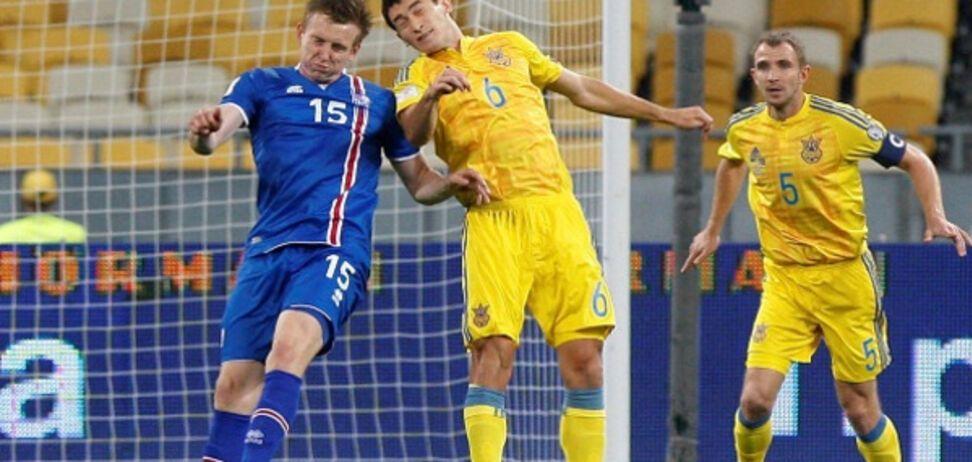 Тарас Степаненко сборная Украины