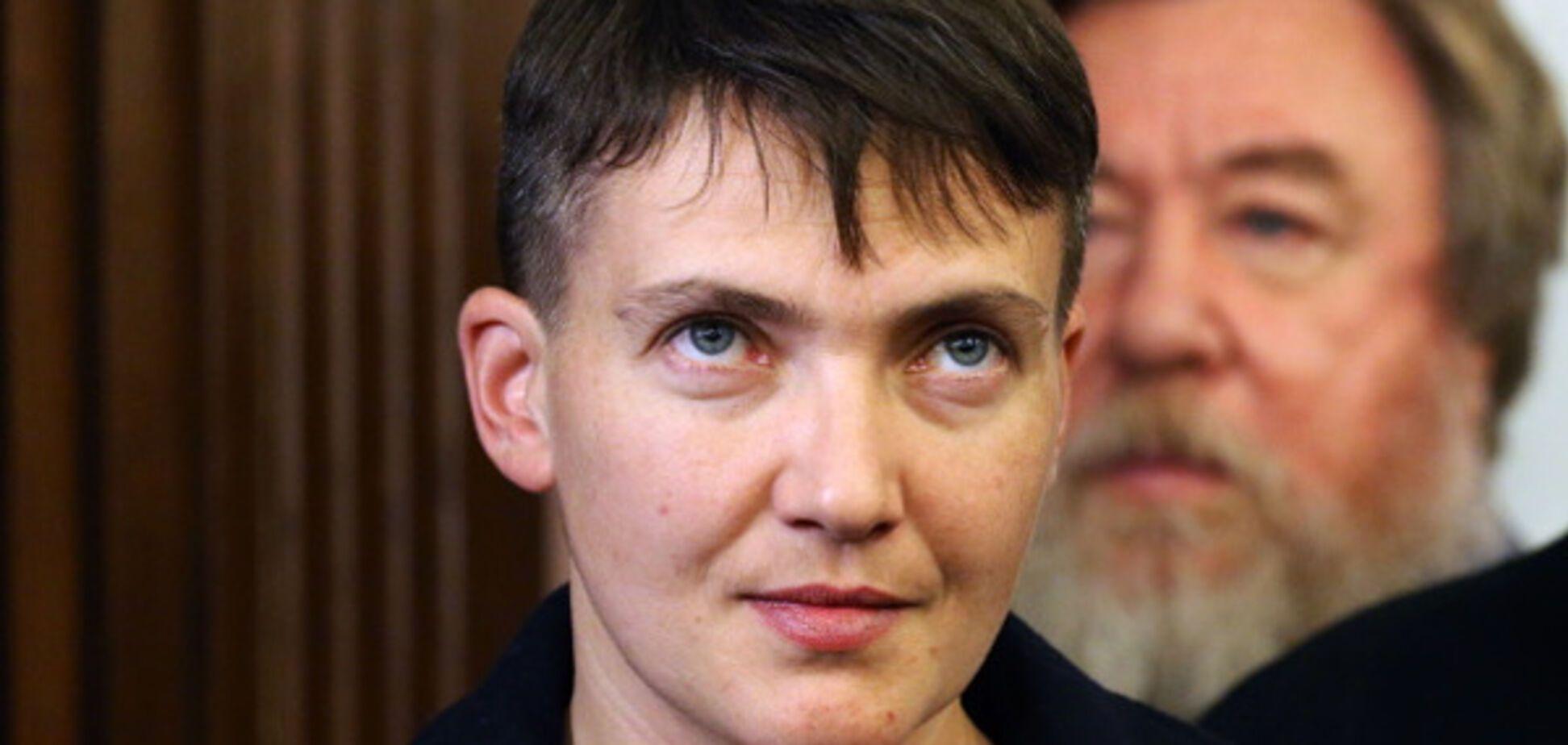Добро пожаловать, снова: Савченко приехала в одну из тюрем 'ДНР'