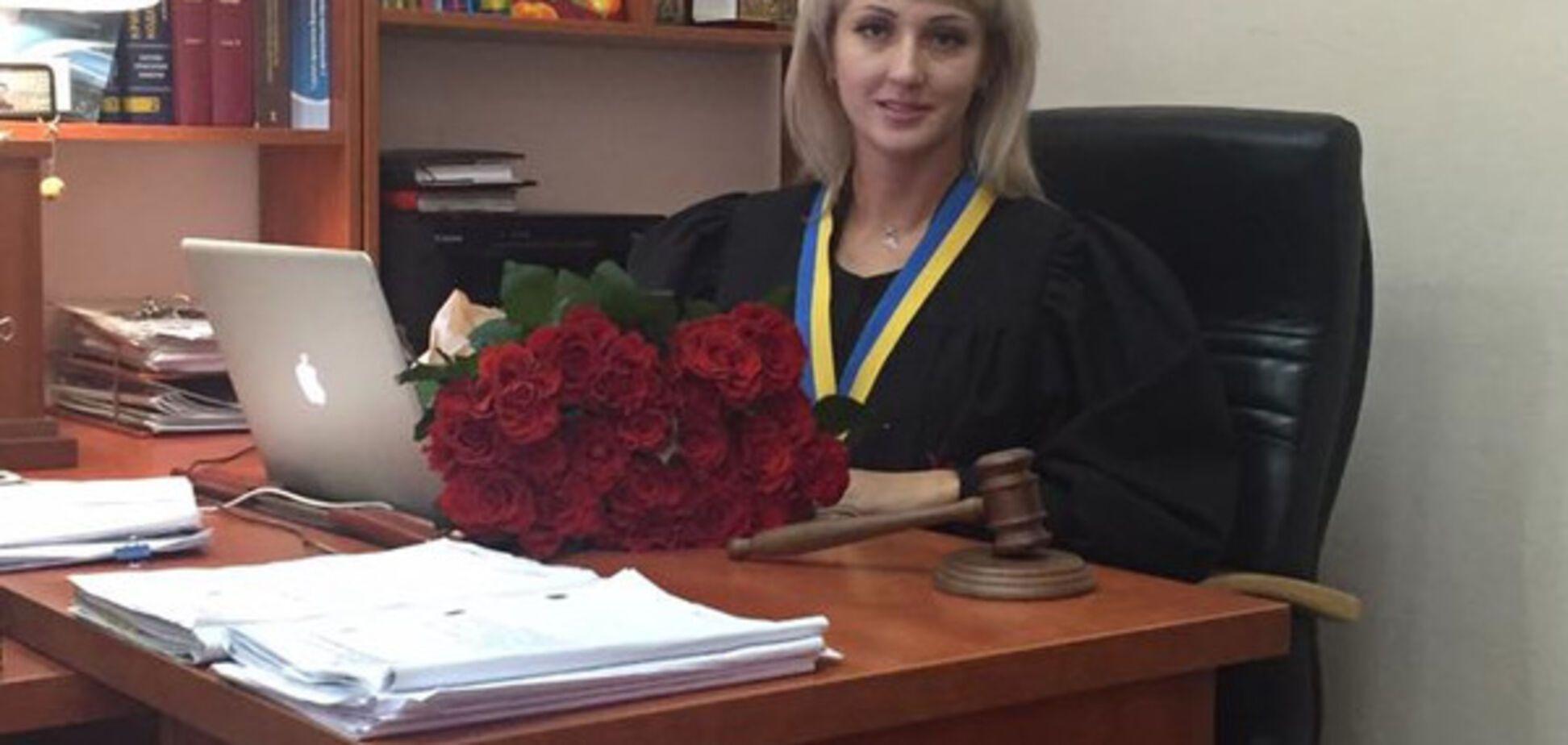 Суддя Вікторія Кицюк