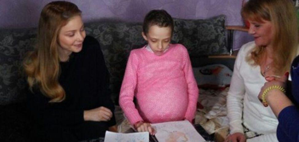 Тепер чекаємо на диво: Тіна Кароль здійснила мрію онкохворої дівчинки