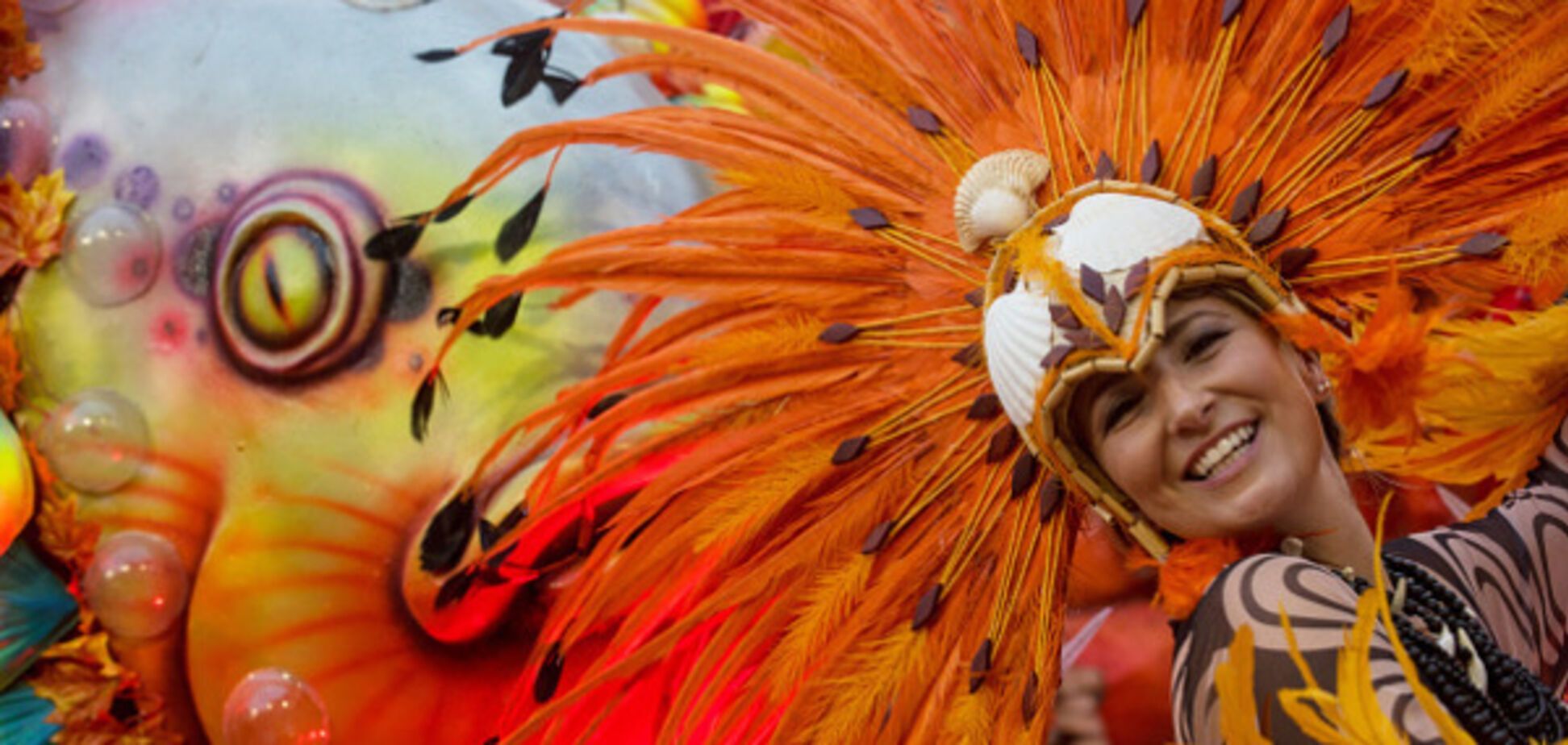 Карнавал у Бразилії