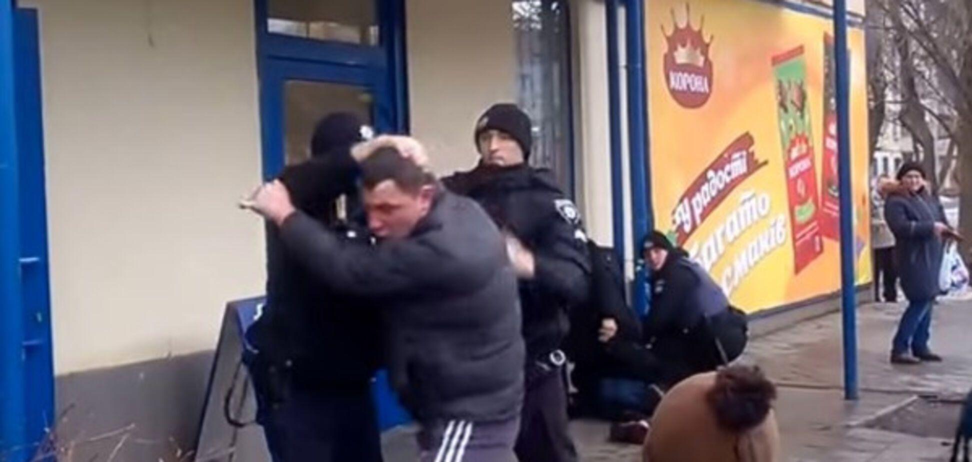 Кривой Рог полиция