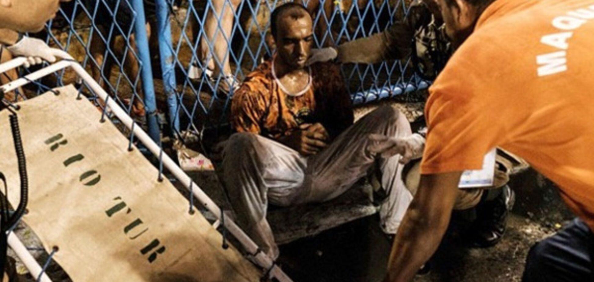 Трагедия на карнавале в Бразилии