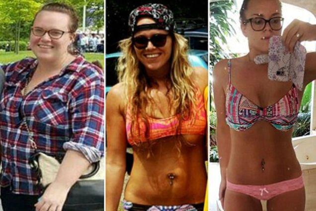 Кто похудел на момокочае