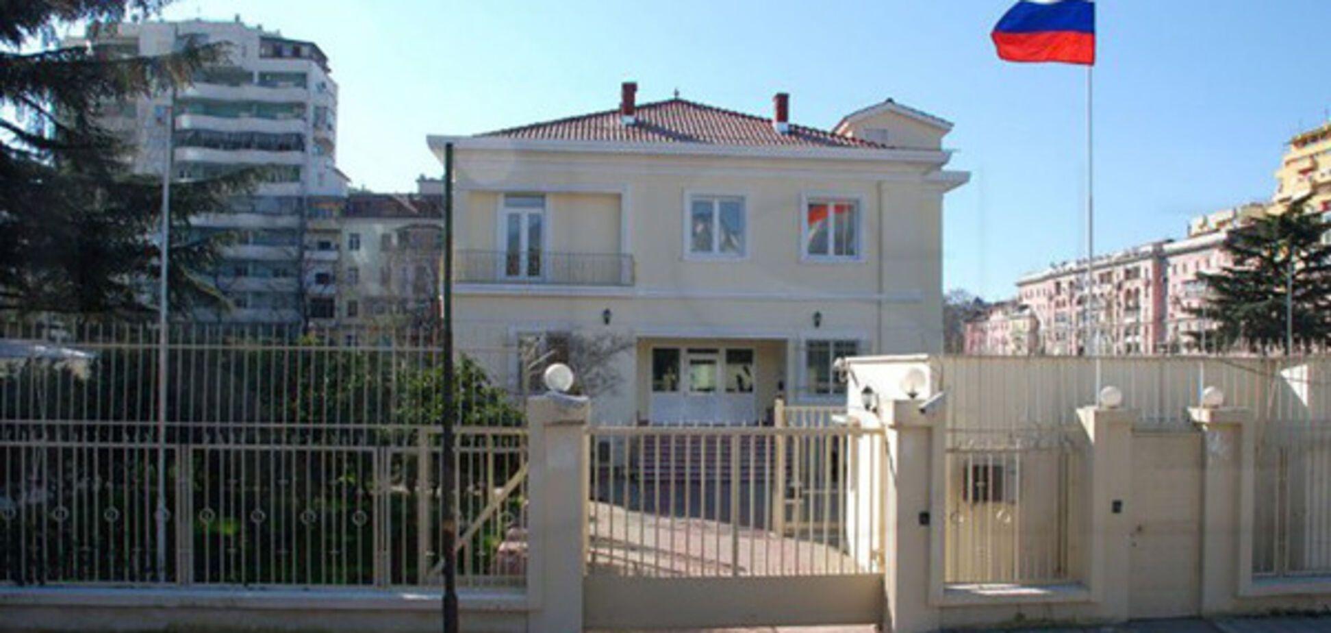 Посольство РФ у Дамаску