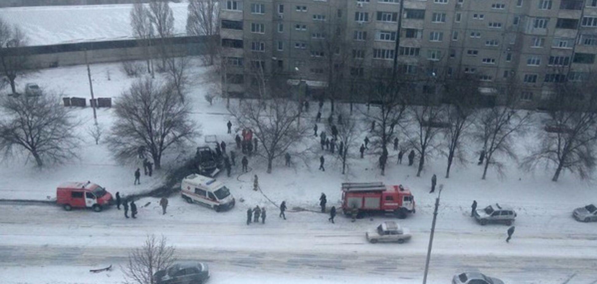Взрыв авто в Луганске: названо имя погибшего главаря 'ЛНР'