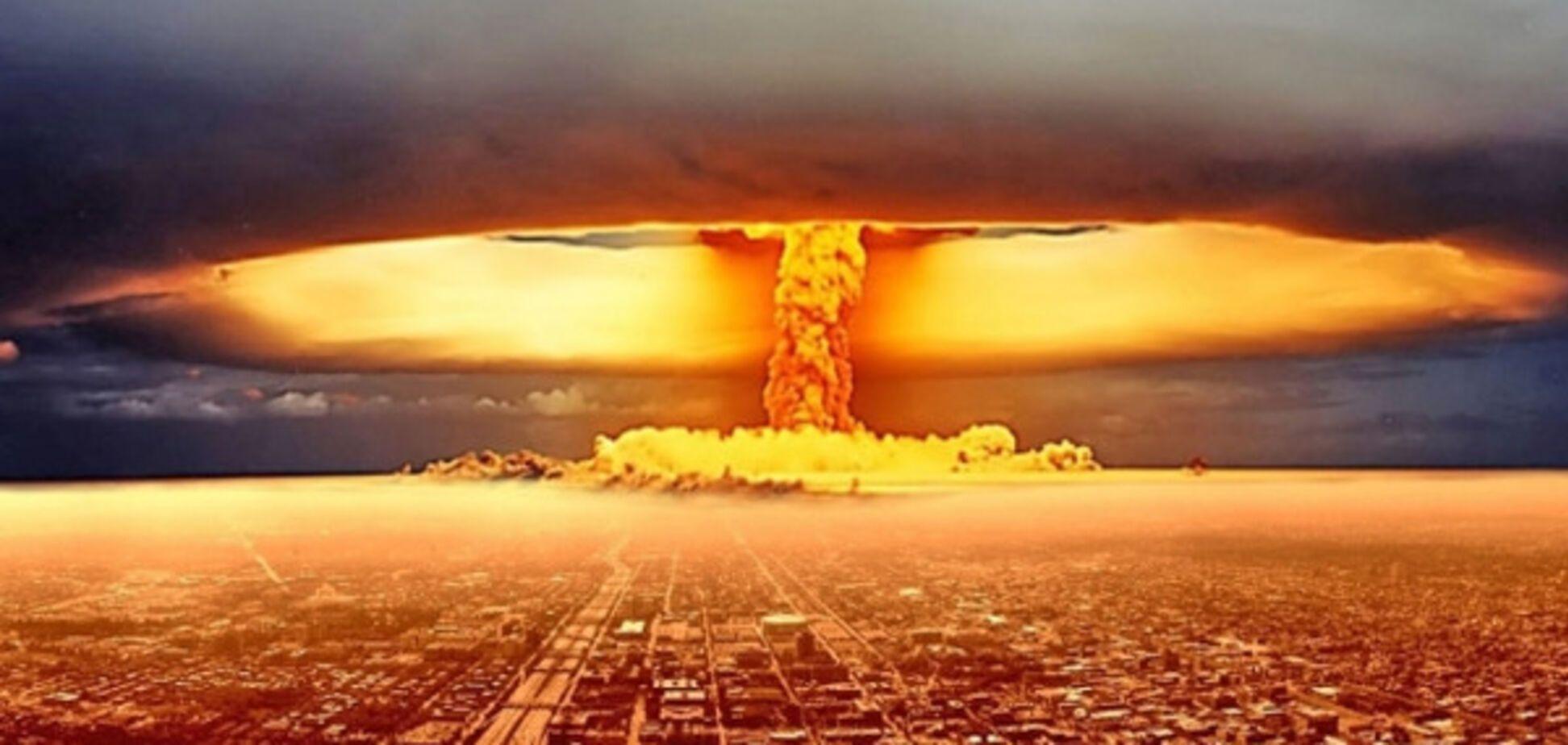 Ядерный взрыв, гибель человечества