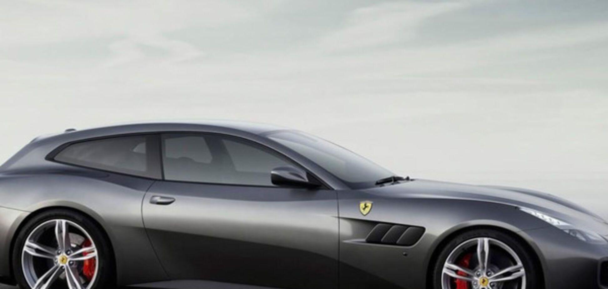 Ferrari GTC4 Lusso, авто
