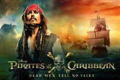 Пірати Карибського моря-5