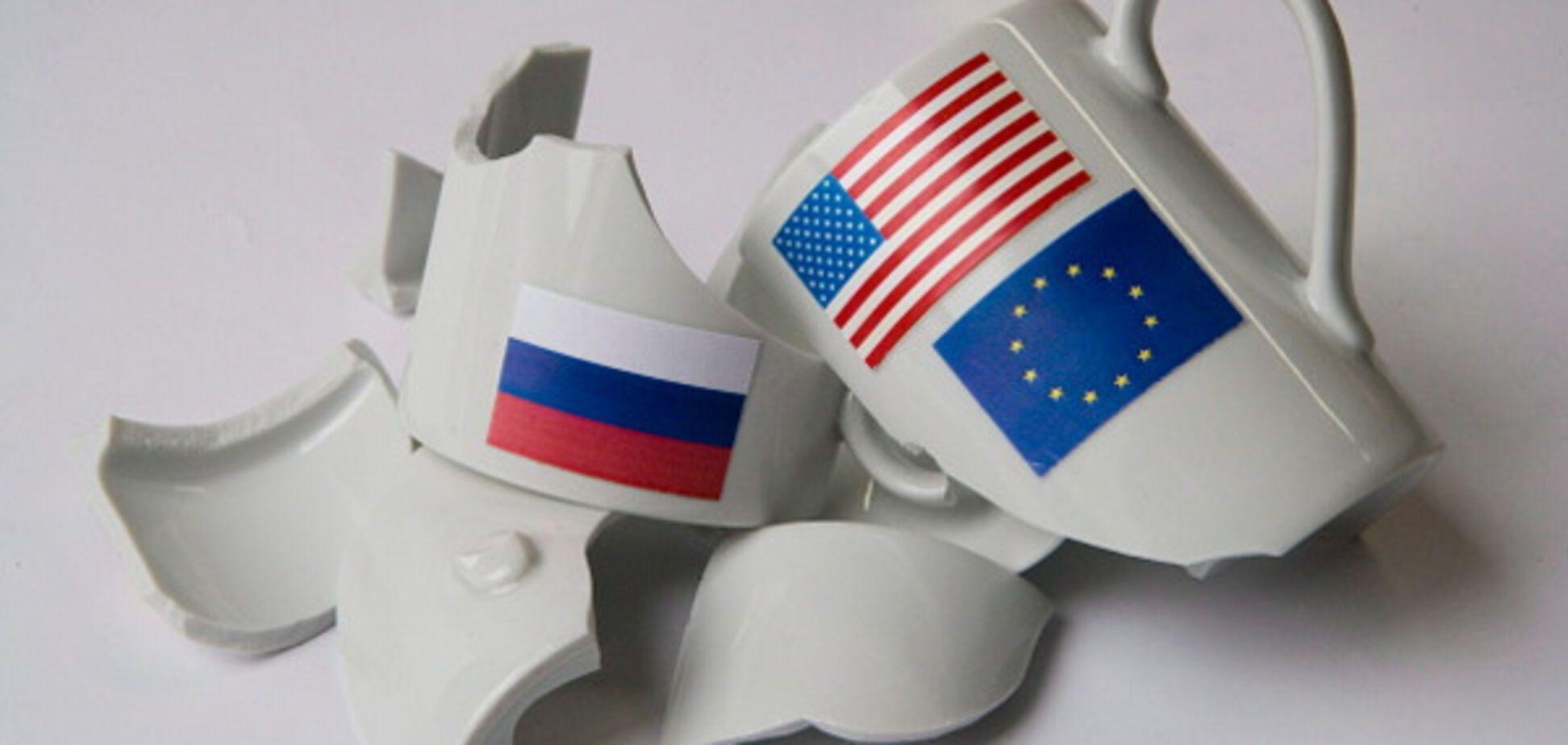 санкции россия сша