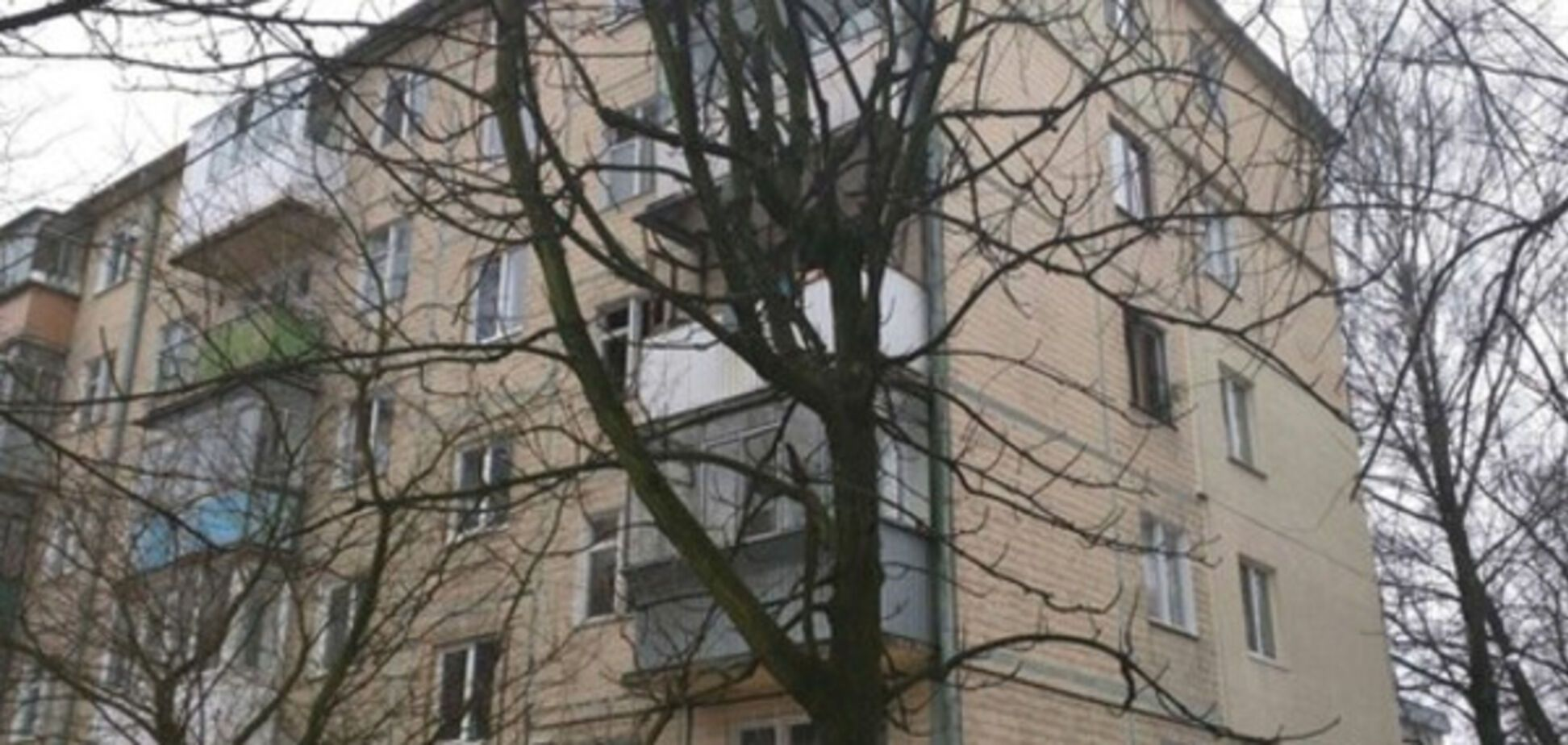 Вылетели все окна и двери: под Львовом прогремел взрыв в многоэтажке