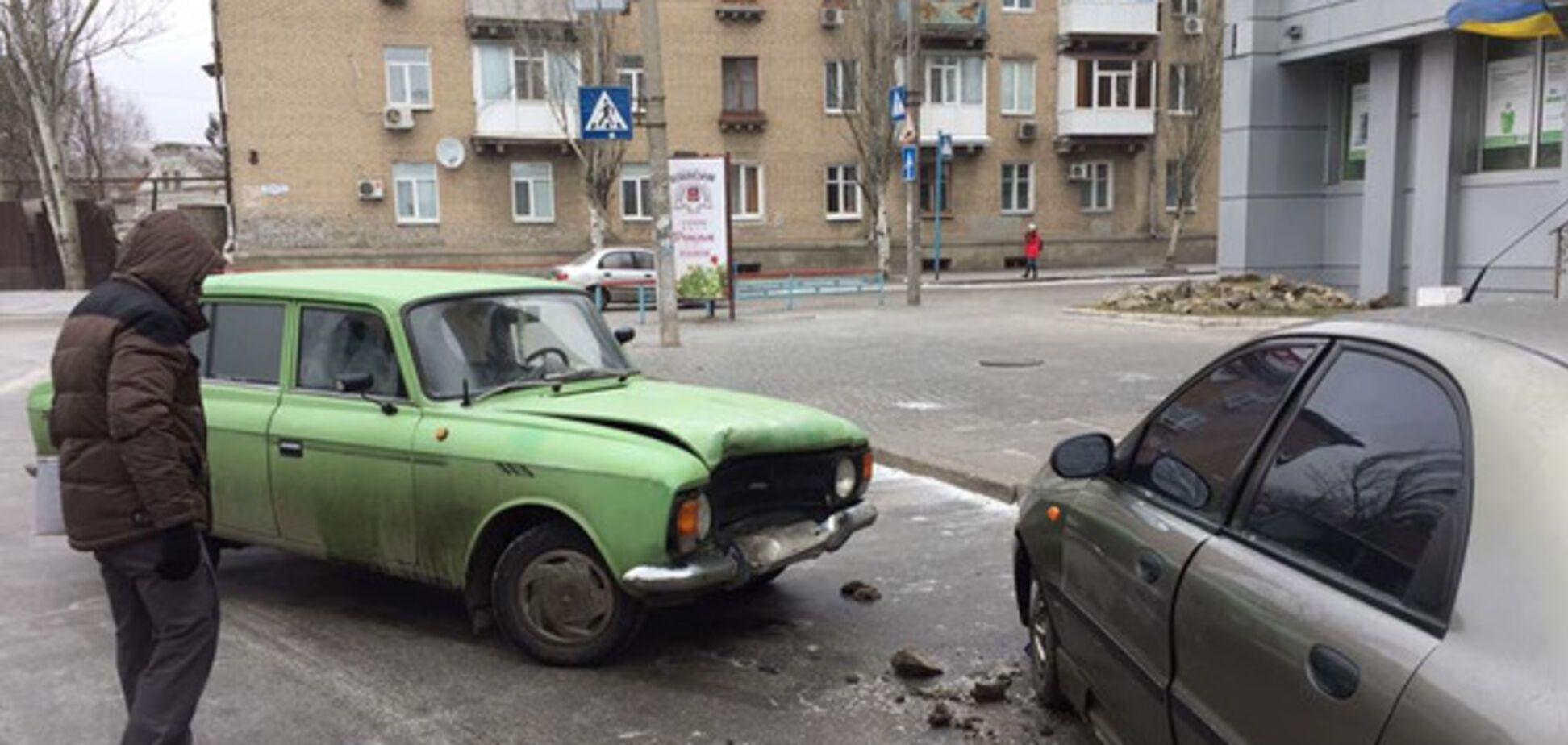 Депутат попал в ДТП и написал жалобу на самого себя (ФОТО)