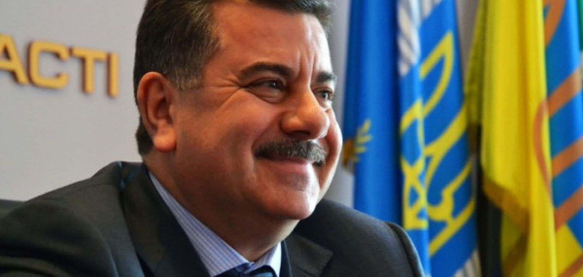 Глава ГУ Нацполиции в Черновицкой области Сергей Пилигрим