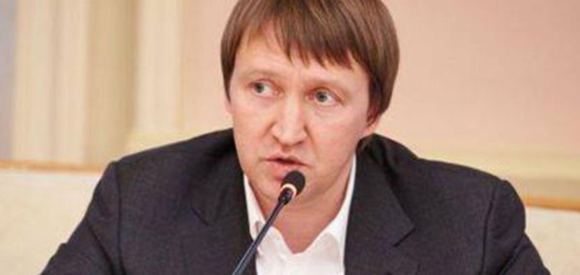 Кутовой: закон о приватизации 'Укрспирта' могут принять уже на этой сессии