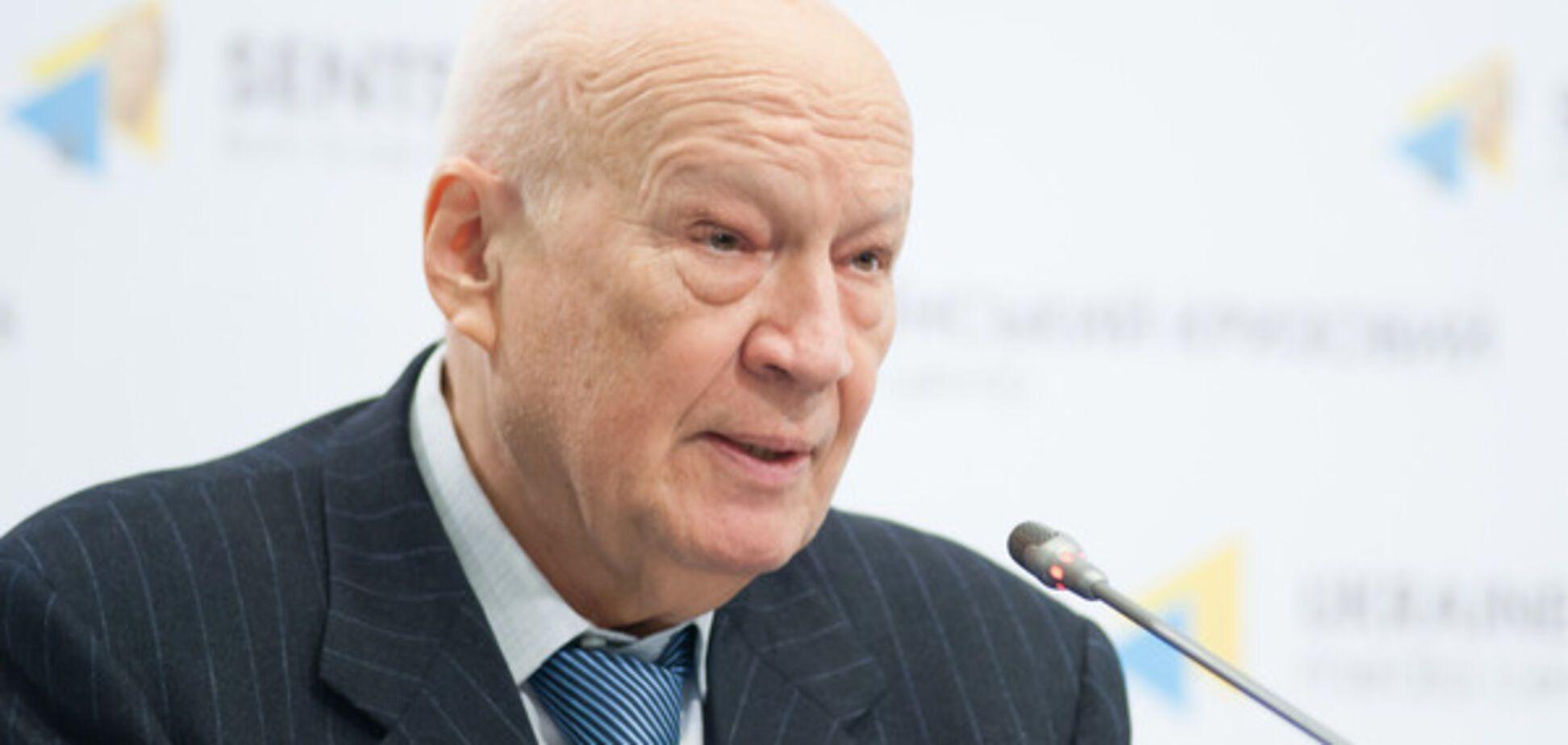 Владимир Горбулин