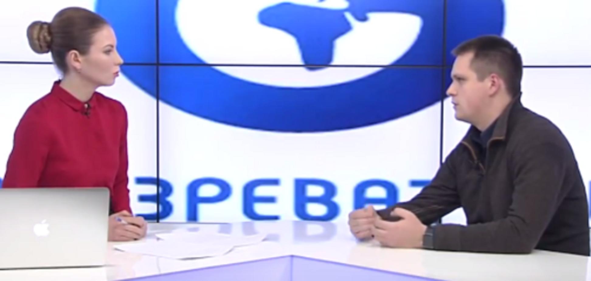Дмитро Беспалов, Черноморская телерадиокомпания