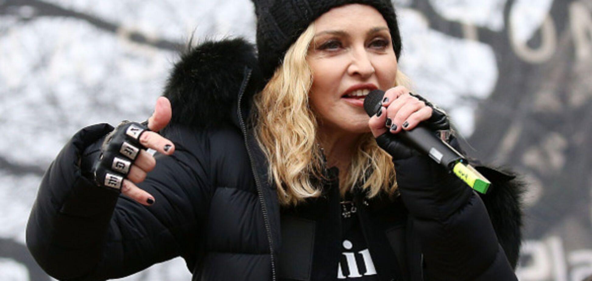 Мадонна снова станет матерью