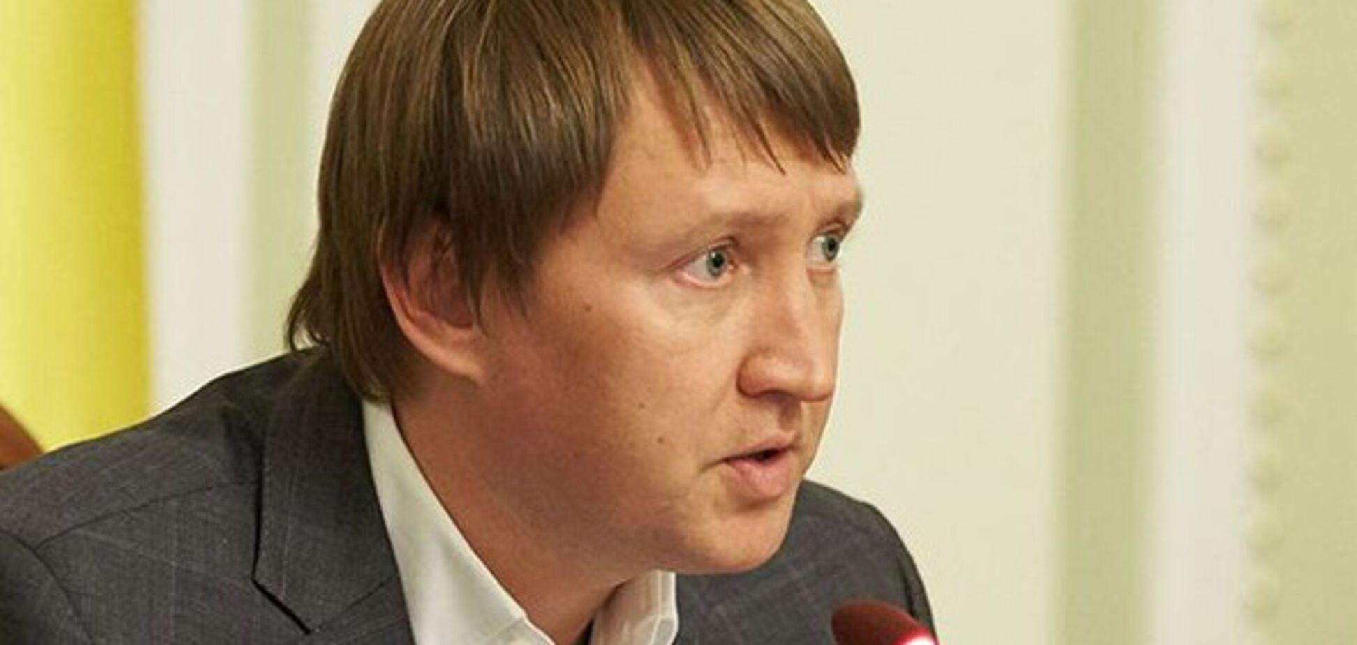 Кутовой рекомендовал 'Укрспирту' отменить повышение цен