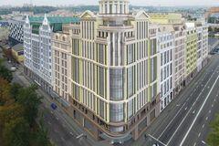 На Подоле появится деловой квартал с открытой зеленой зоной отдыха