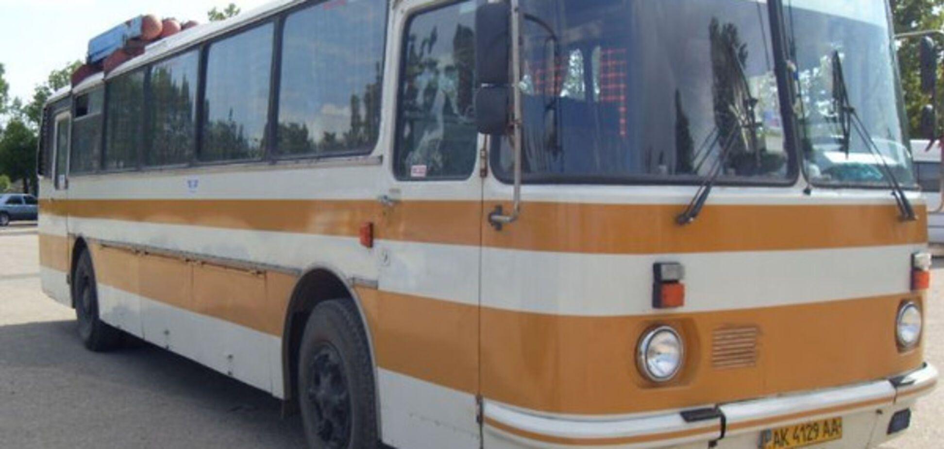 Запорожскую область лишили нескольких автобусных маршрутов
