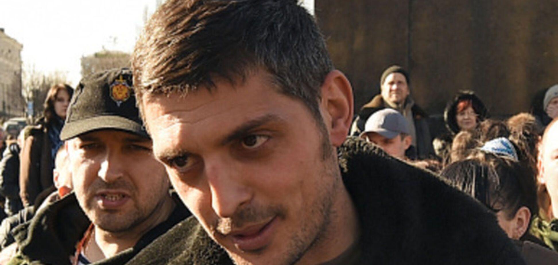Михайло Толстих (Гіві)