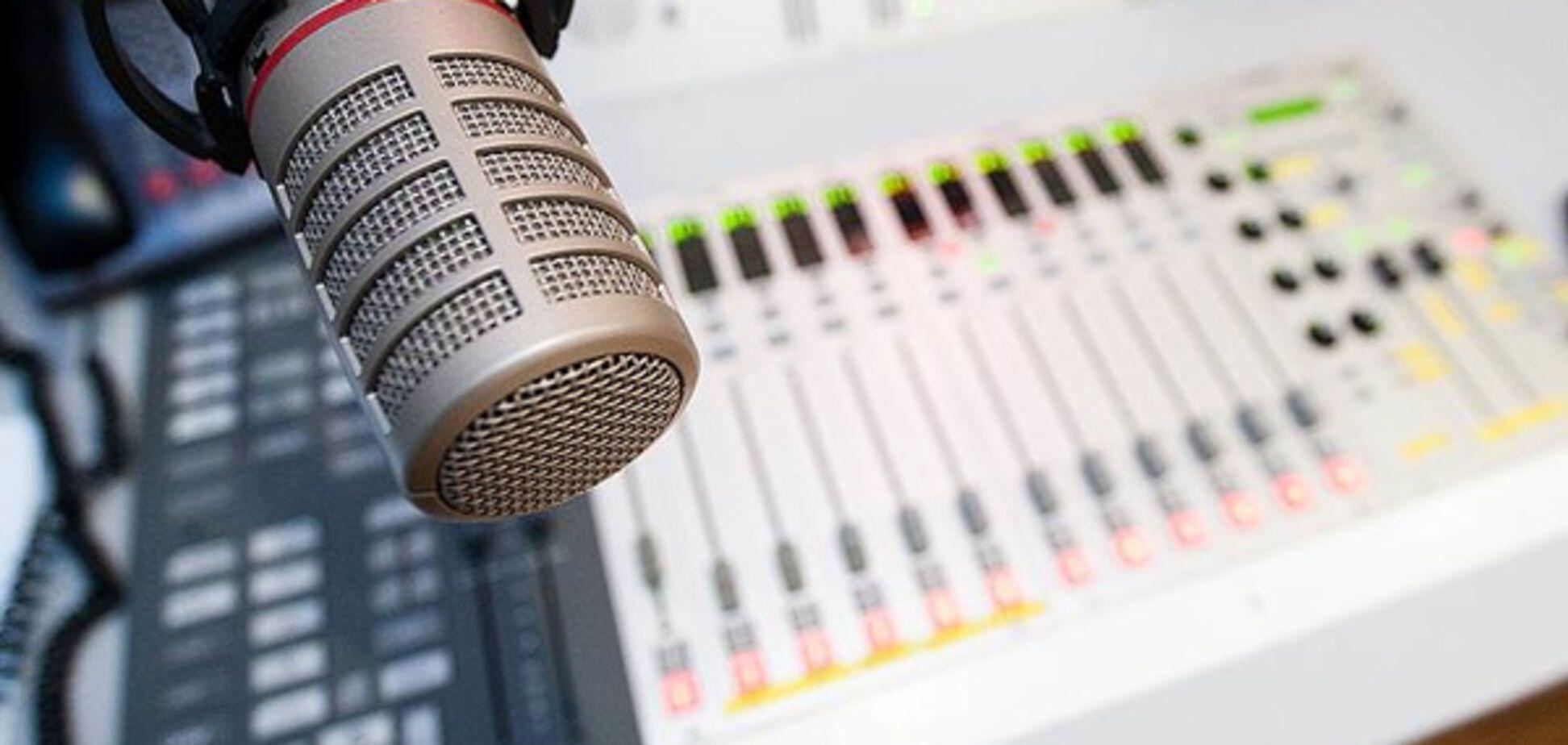 Нацсовет наказал радио \'Шансон\' и Kiss FM