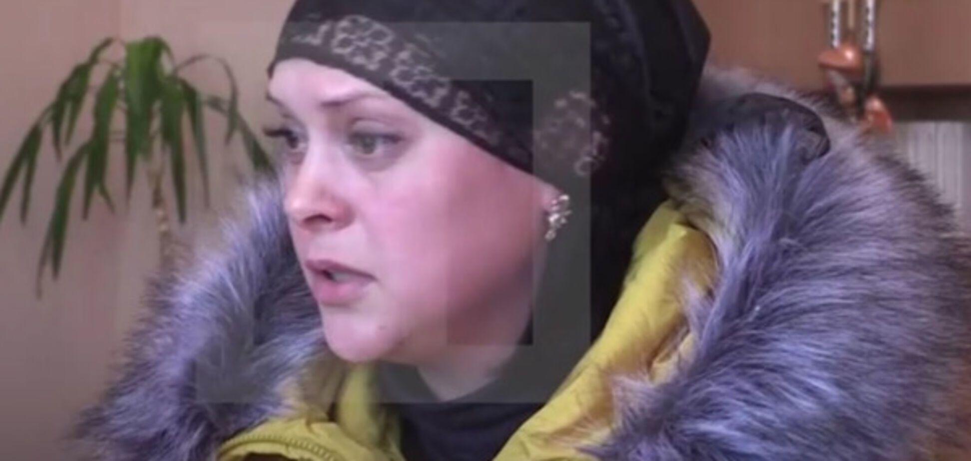 Сестра Гиви Марина Черноволова
