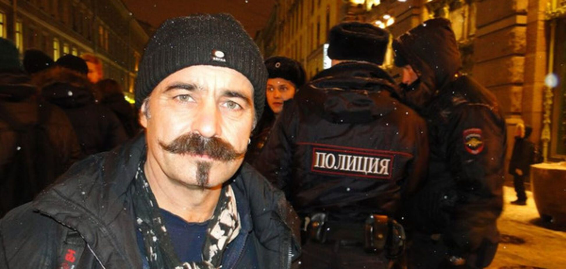Российский артист: украинский - язык настоящих героев