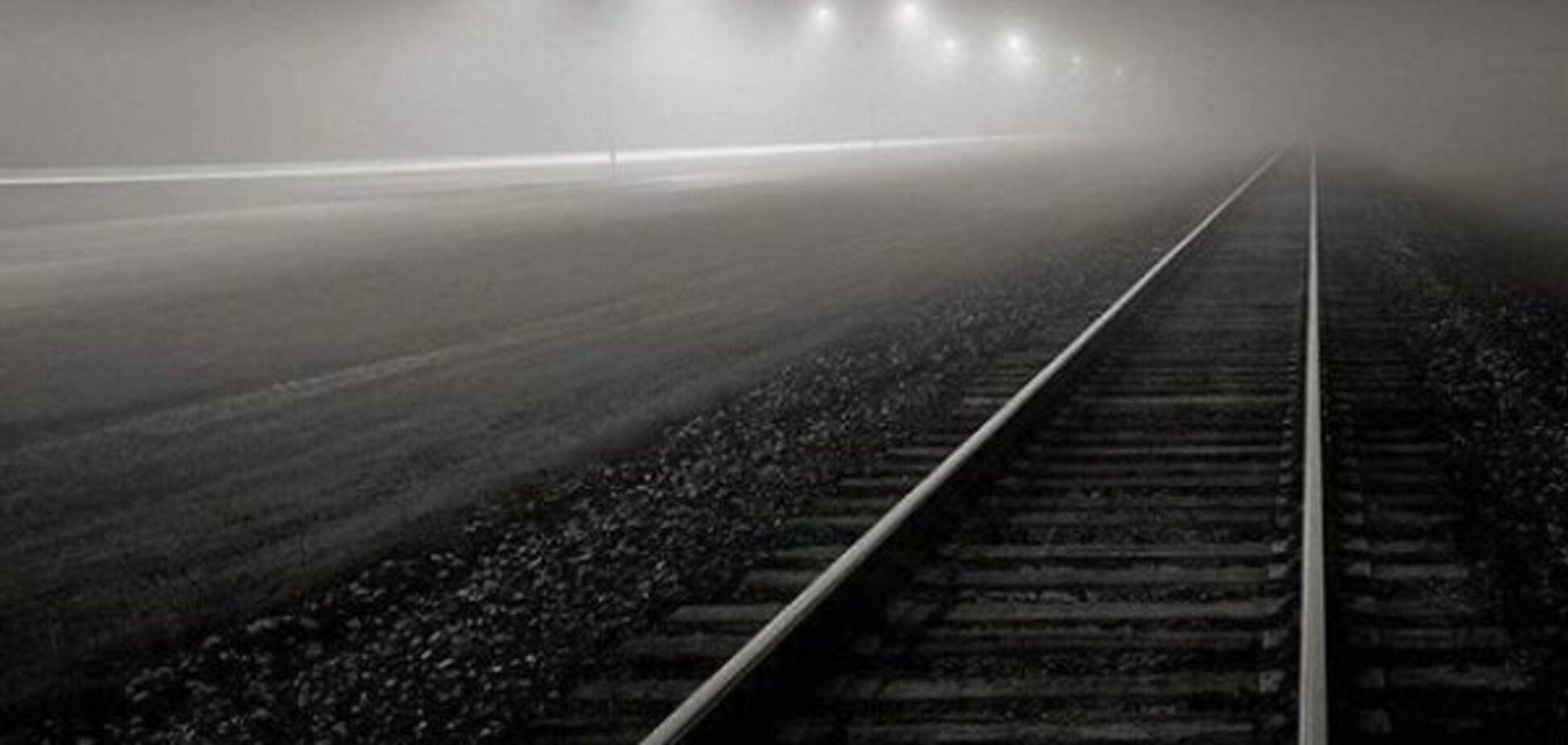 На окраине Запорожья поезд сбил мужчину