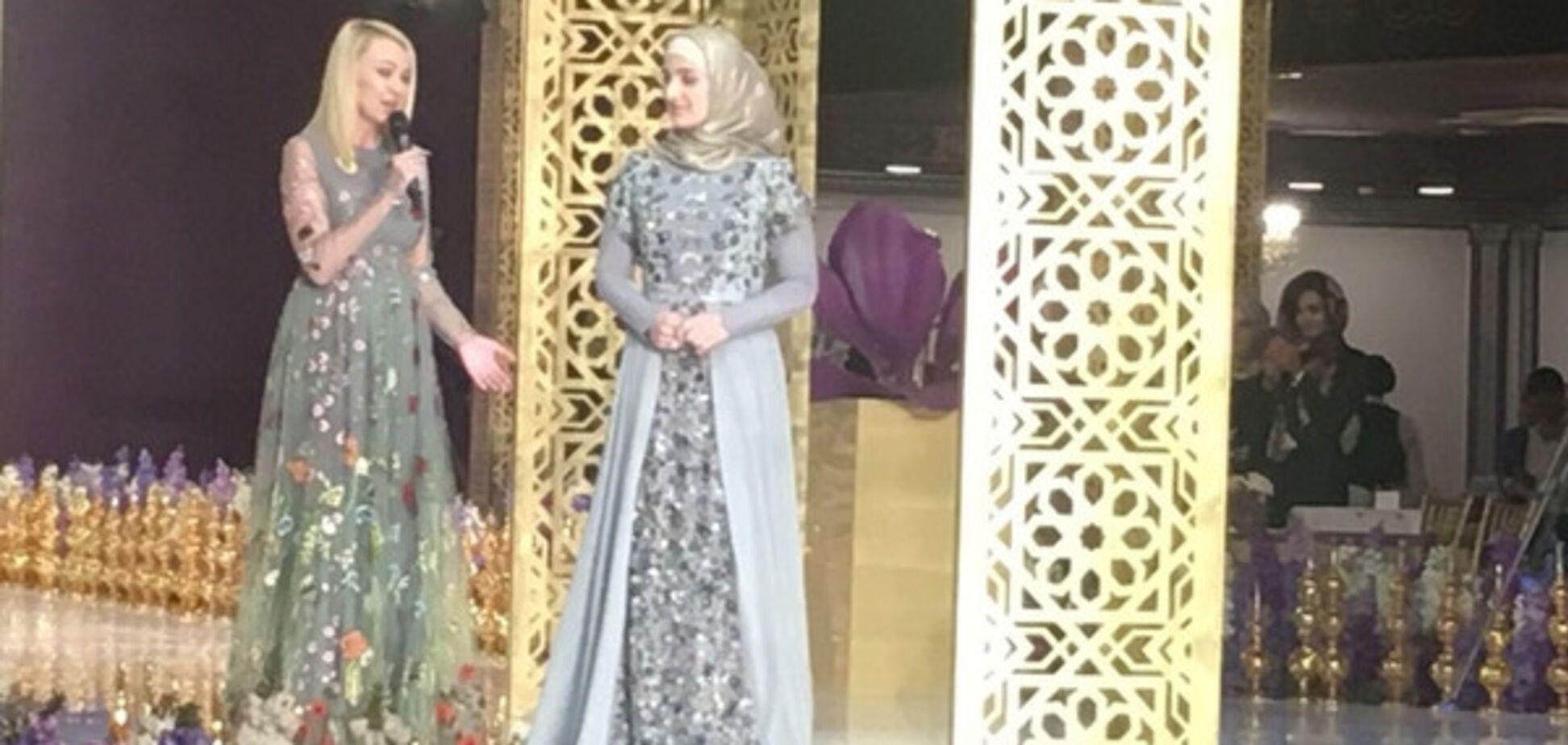 Модный показ дочери Кадырова