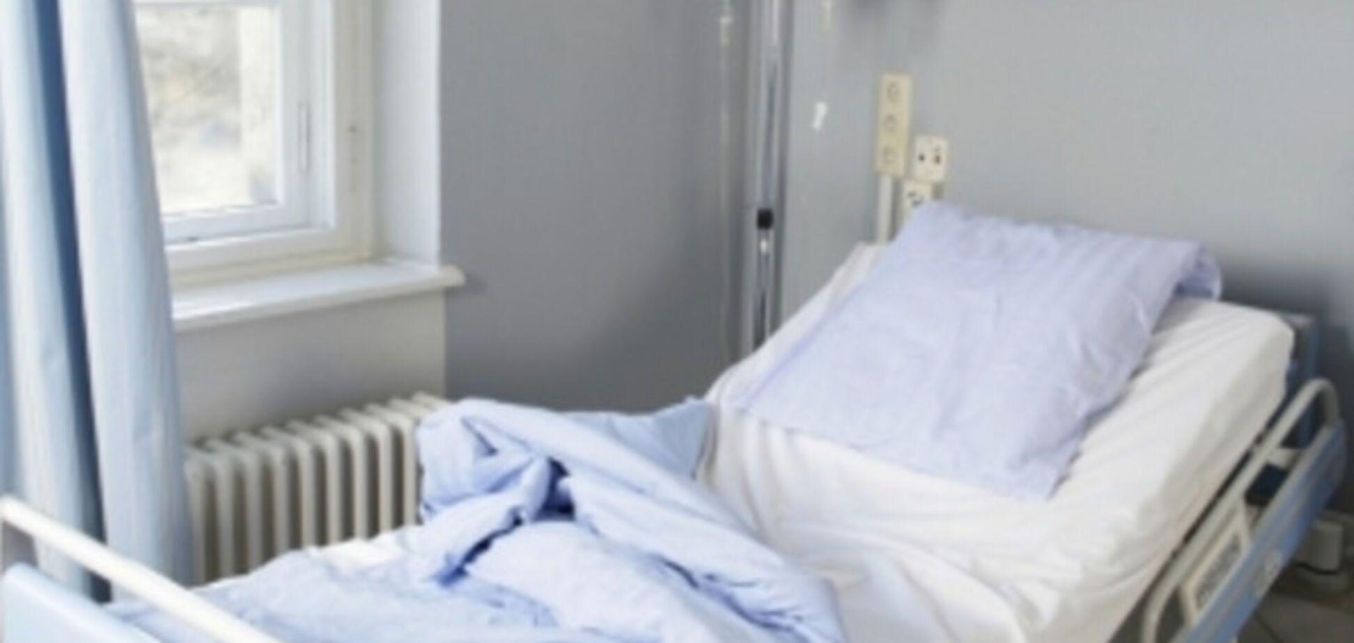 В Запорожье мужчина с огнестрельными ранениями сбежал из больницы