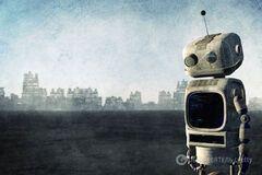 катастрофа робот