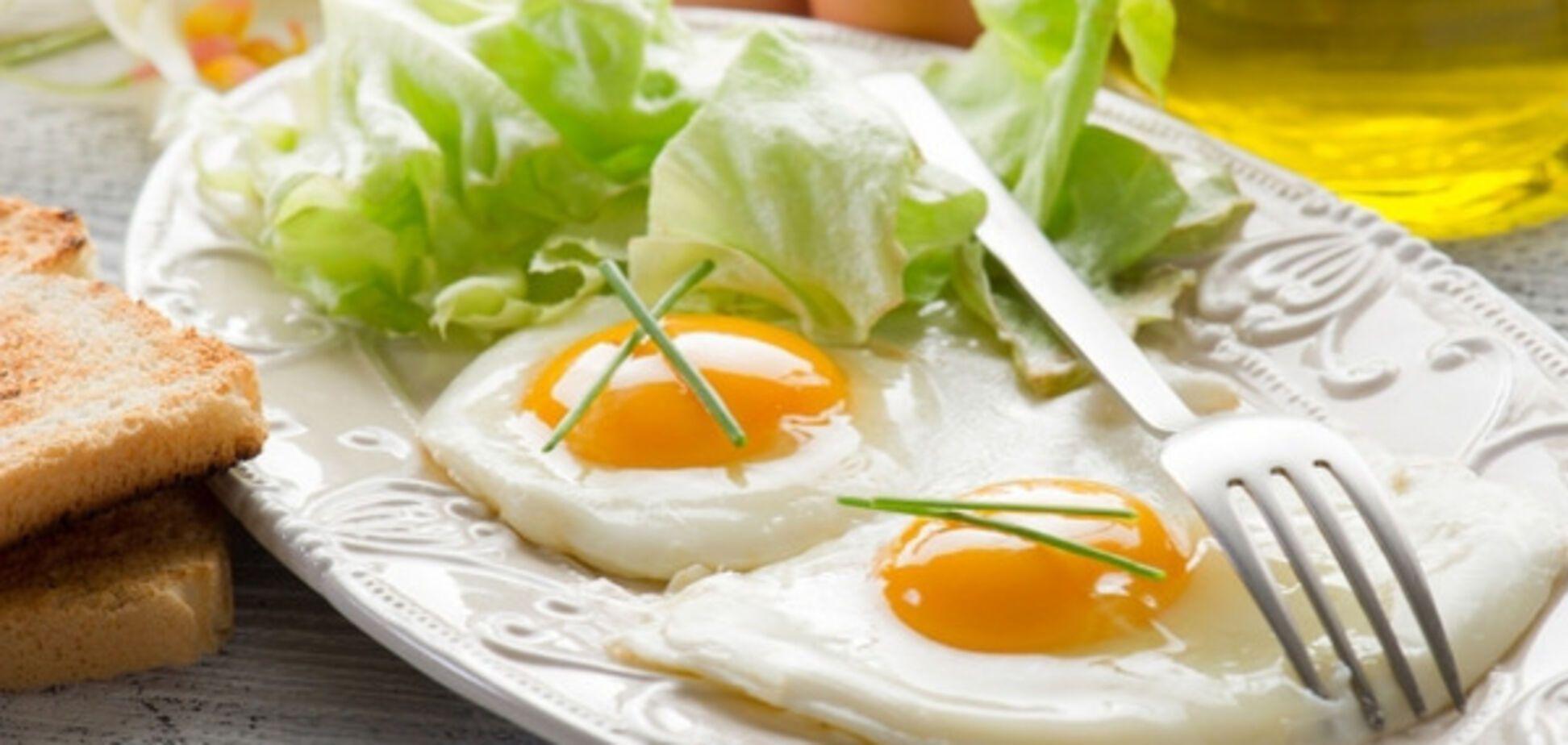 способы приготовления яичницы