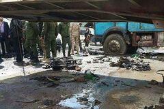 Теракты в Дамаске