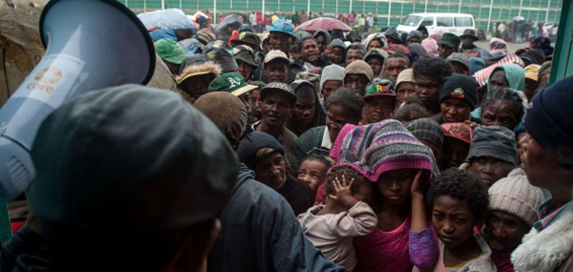 Циклон на Мадагаскарі