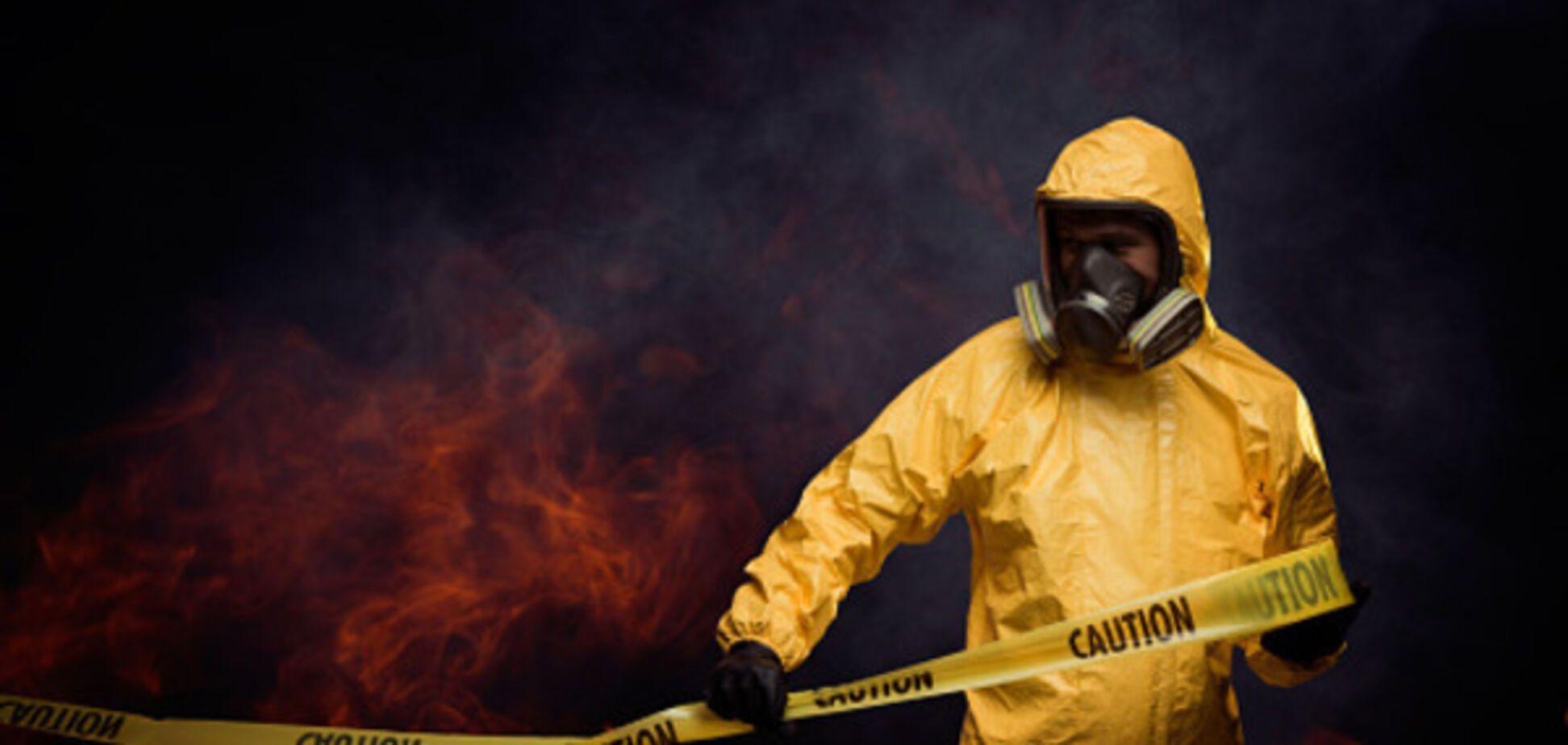 угроза химической катастрофы