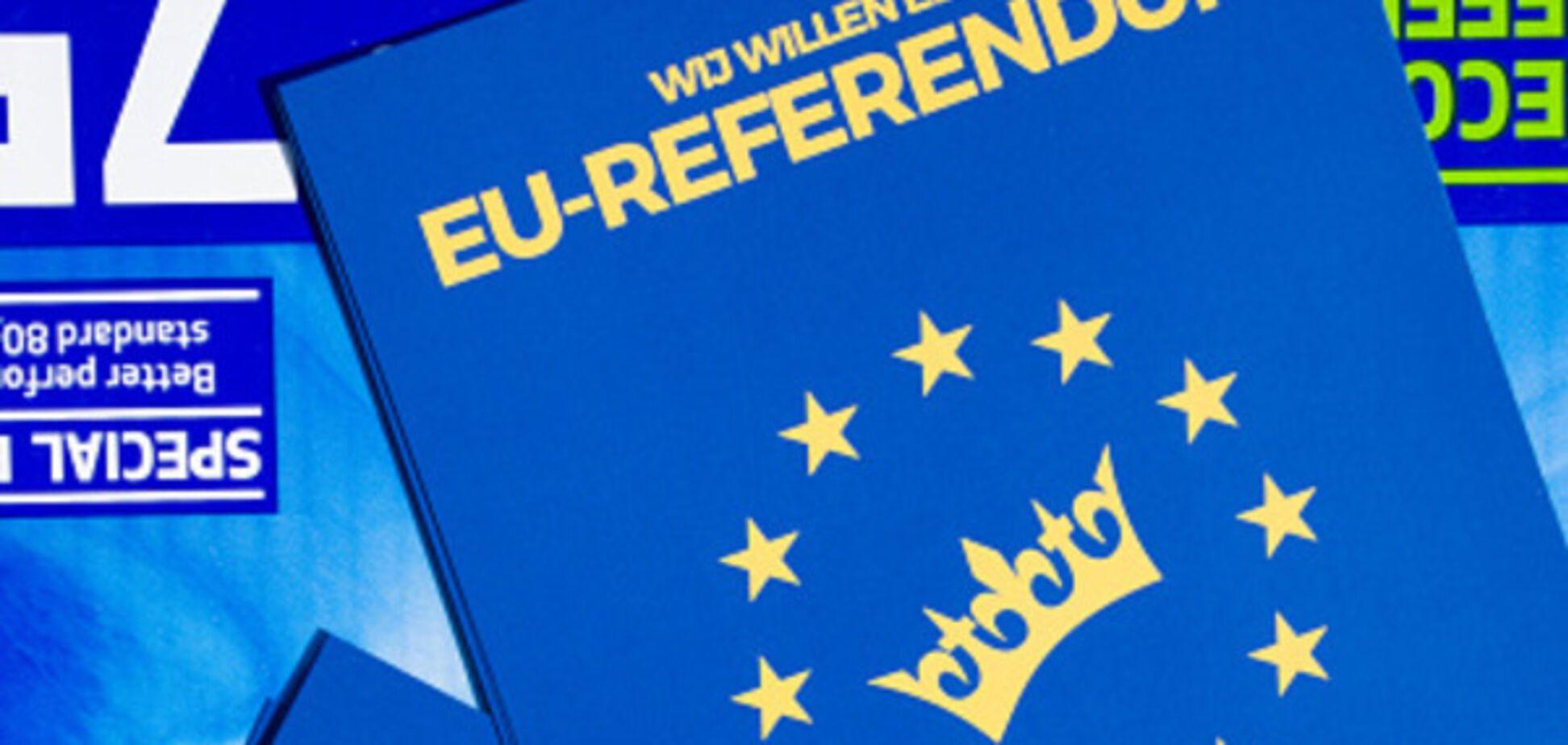 Референдум в Нідерландах про Україну