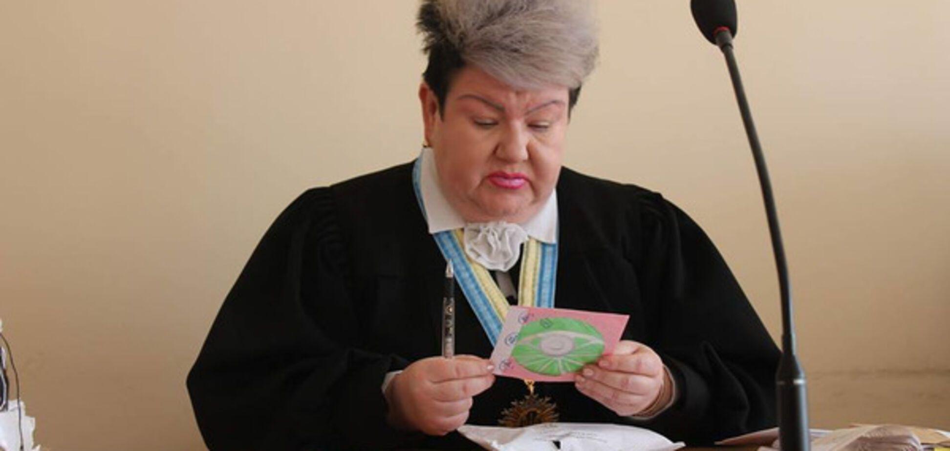 Судья Алла Бандура