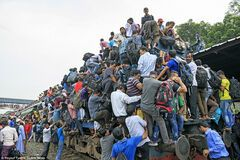 поезд Бангладеш