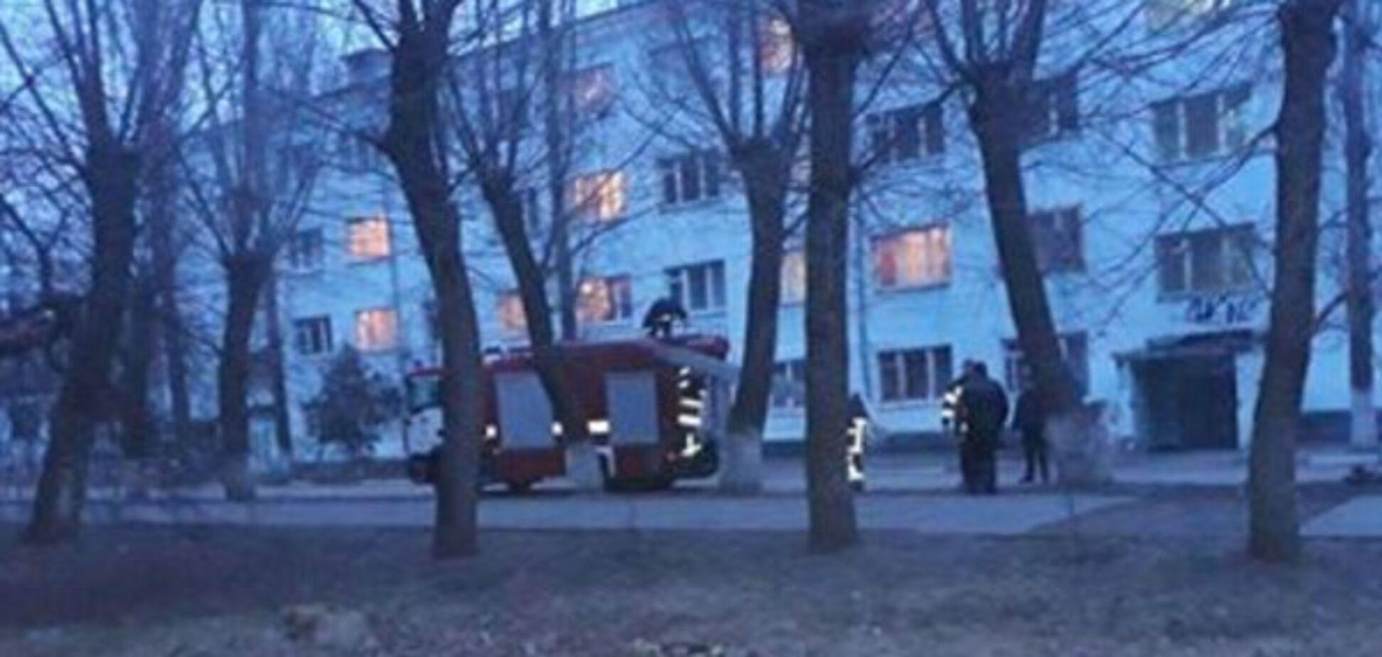 Попытка взрыва в Кропивницком